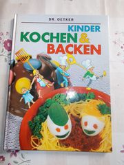 Dr Oetker Kinder Kochen Backen