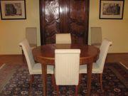 6 Esszimmerstühle im Klassischen Stil