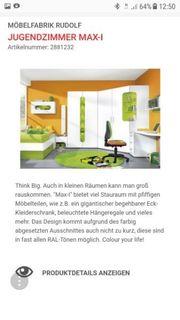 Jugendzimmer Rudolpf Max-