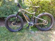 Haibike Xduro Fat Six mit