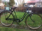 Oldtimer Damenrad Weltflieger