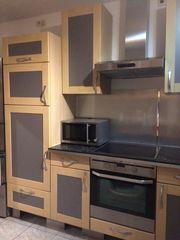 Küche mit allen Geräten in Wuppertal - Küchenzeilen, Anbauküchen ...