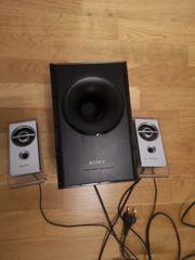 Computer Boxen Musik Lautsprecher Active