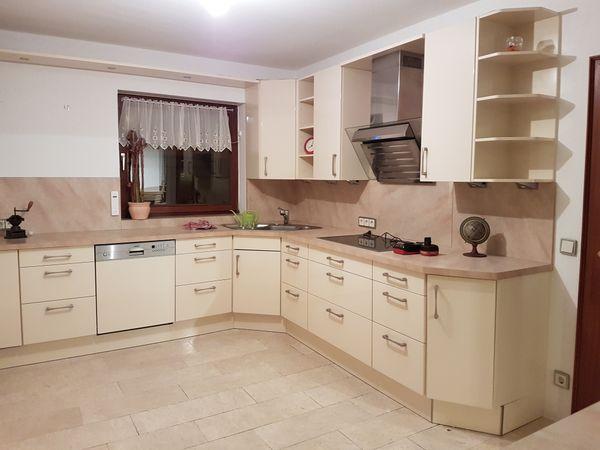 Nolte Küche Sehr Groß In Langenselbold - Küchenzeilen, Anbauküchen