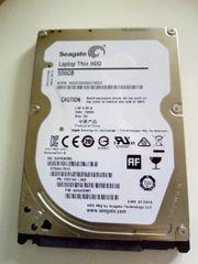 500 GB festplatte Seagate 2