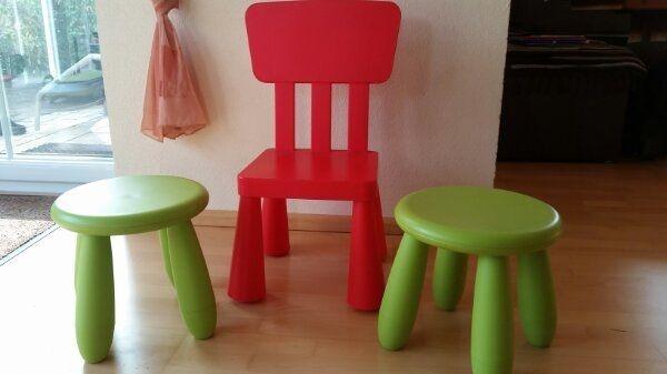 IKEA MAMMUT STUHL » Sonstiges Kinderspielzeug