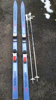 Fischer Alpin Ski