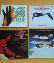 Vinyl Schallplatten LPs 60- 70-