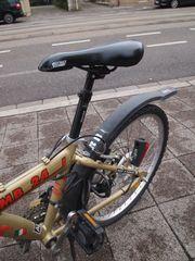 MTB Mountainbike 24 Zoll inkl