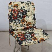 Zwei Sitzpolster Stuhlauflagen