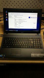 Acer TravelMate 5742 mit Intel