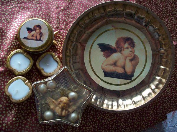 Kappus Seifen, Engel » Dekoartikel