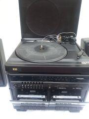 ICE Stereo Radio mit Plattenspieler