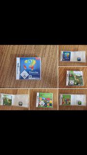 Nintendo Spiele wie