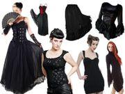 Geschäftsauflösung - Gothic Kleidung