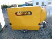 Wilms Hallenheizung BV-