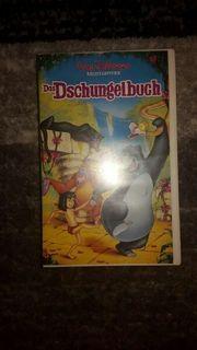 Orginal VHS Disney Das Dschungelbuch