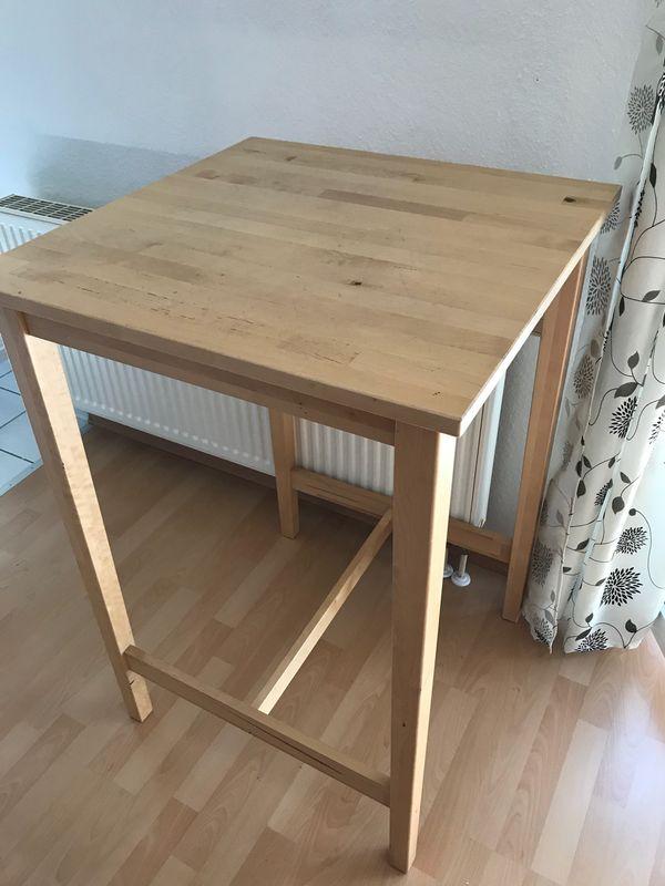 Ikea Hochtisch Stühle Geschenkt In Karlsruhe Ikea Möbel Kaufen