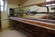 Profi Schreiner-Bandschleifmaschine groß für Handwerk