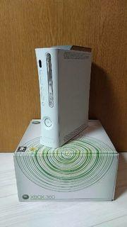 Xbox 360 mit OVP Spiele
