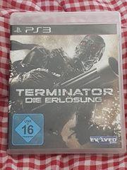 PS3 Spiel Terminator