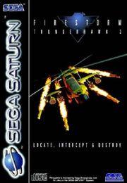 THUNDERHAWK 2 Sega