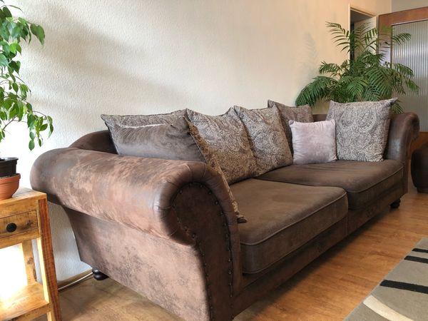 günstige big sofa