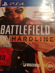 Battlefield Hardline(PS4)