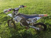 Verkaufe KTM SX65