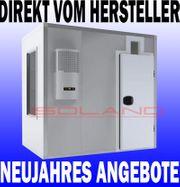 ANGEBOT Kühlhaus Kühlzelle Wildzelle 1