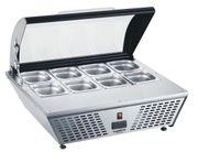 Kühl-Aufsatzvitrine für
