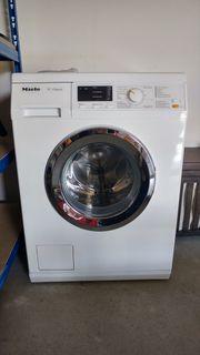 Wenig benutzte Miele-Waschmaschine