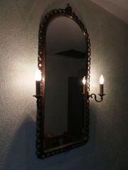 Antiker Messing Spiegel