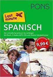 PONS Last minute Sprachkurs Spanisch