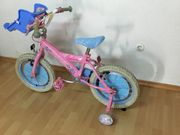 Barbie Kinder Fahrrad