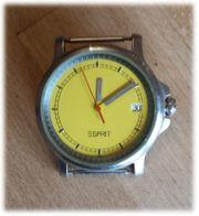Sportliche Edelstahl Armbanduhr Marke Esprit