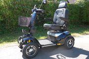 Elektro-Mobil Seniorenmobil
