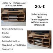TV Hifi Wagen