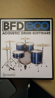 fxpansion BFD eco,