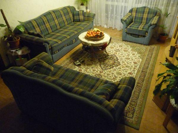 Sitzgarnitur 3er Und 2er Sofa Und Sessel In Dortmund Polster