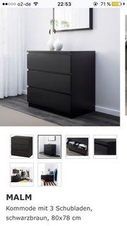 Bett Mit Kommode Vom Ikea In Eberdingen Ikea Mobel Kaufen Und