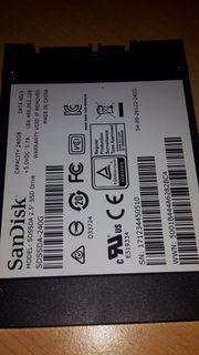 SSD Festplatte 240