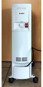 Heizung Ölradiator - 1500W - 2 Stufen