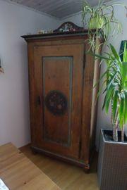Bauernschrank Bemalt Haushalt Möbel Gebraucht Und Neu Kaufen