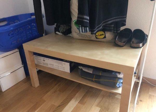 Couchtisch ikea lack  IKEA LACK Couchtisch in Vaterstetten - IKEA-Möbel kaufen und ...