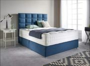 Luxus Boxspring Bett