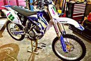 Schlachtfest Yamaha YZ 250 F