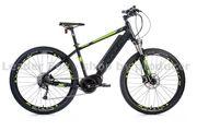 E-Bike Elektrofahrrad Mountainbike