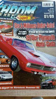 11 Autozeitschriften TOP Preis