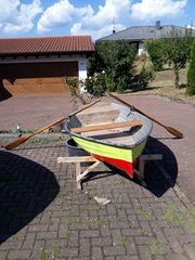 Ruderboot Angelboot gebraucht